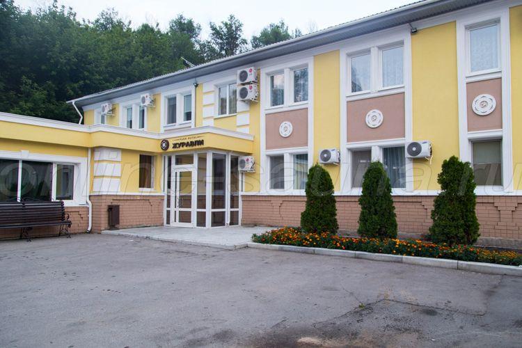 Журавли, парк-отель